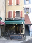 Lausanne's old shops and cafés - parts 1 & 2