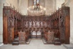 Cathedral: The stalls of the 13th and 16th Centuries